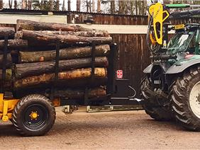 Moheda - Timber Trailers and Cranes