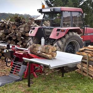 HPF 28 ton Log Splitter