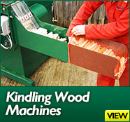 Kindling Wood Machines