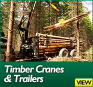 Timber Cranes and Trailers