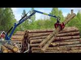 Avesta Vagnen MS 34 Forestry Trailer