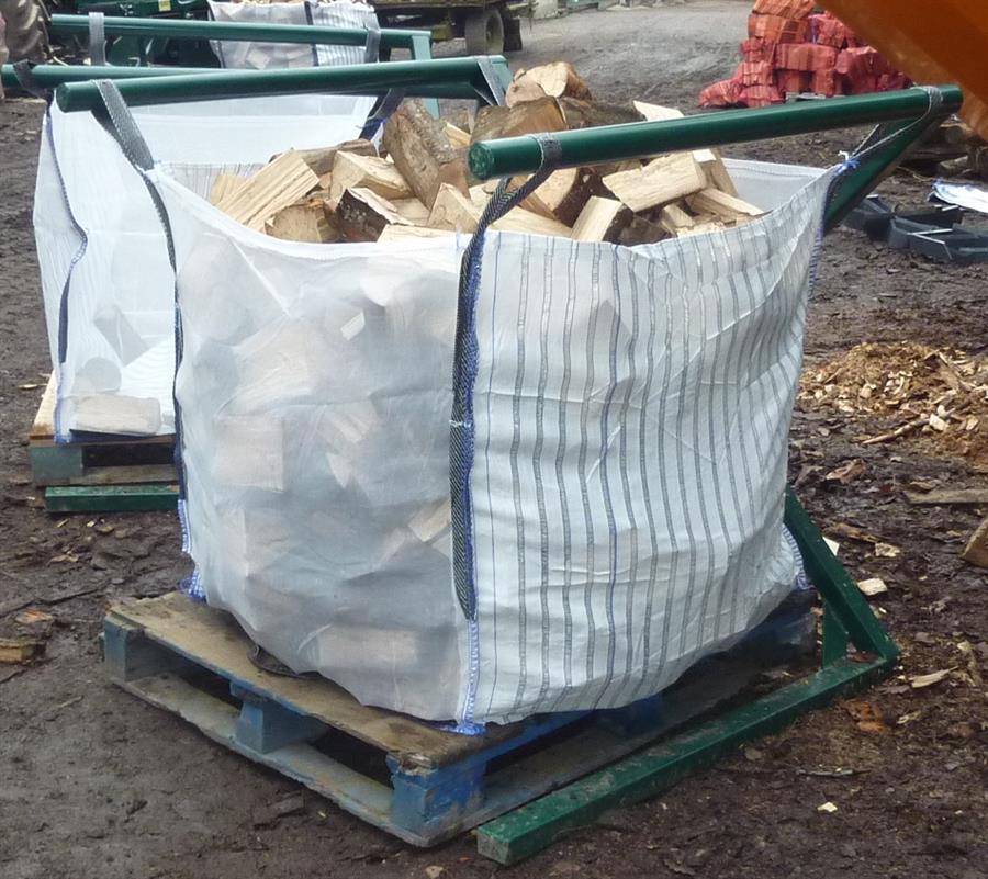 Log Bags X Frame Bagga