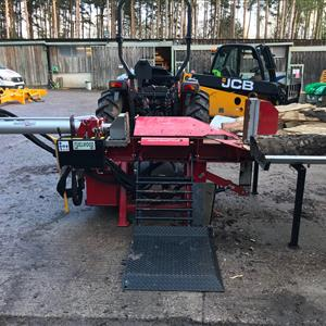Ex Demo HPF28 28T Log Splitter