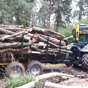 M121 Forestry Trailer