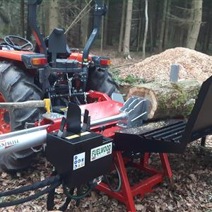HPF 17 ton Log Splitter