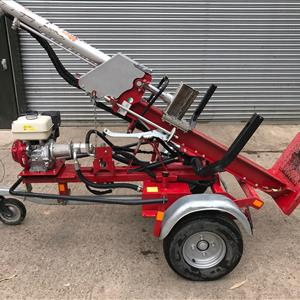 S/H VMR12 Road Towable Log Splitter