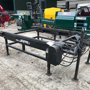 S/H Japa 2 Chain Timber Deck