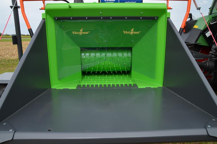 Heizohack Chipper Hm5 6 8 400