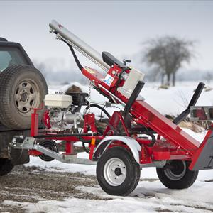 Towable Log Splitters
