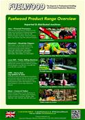 Fuelwood Product Range Overview Datasheet